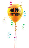 Birthday Balloon Royalty Free Stock Photos