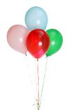 Birthday Balloons Royalty Free Stock Photo