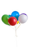 Birthday balloons Stock Photography