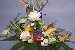 Birthday bouquet Royalty Free Stock Images