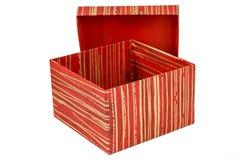 Birthday, box, celebrate, celebration, christmas, christmas gift, gift, giftbox, isolated Royalty Free Stock Photography