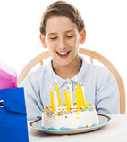 Birthday Boy Stock Photography