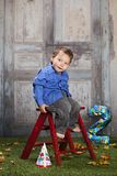 Birthday Boy Royalty Free Stock Photos