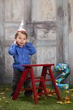 Birthday Boy Stock Image