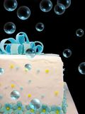 Birthday Bubbles Stock Image