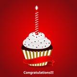 Birthday cake Stock Image