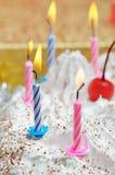 Birthday cake. Stock Images