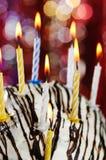 Birthday cake. Royalty Free Stock Photography