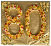 birthday cake Στοκ Εικόνα