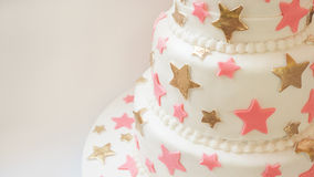 Birthday Cake Details Stock Images