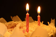 Birthday Cake. Occasions, Celebration, Special- Birthday Cake royalty free stock image