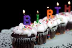 Birthday Cakes Stock Images