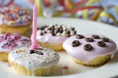 Birthday cakes Royalty Free Stock Photography