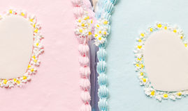 Birthday Cakes Royalty Free Stock Images