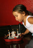 Birthday Candle Blower Royalty Free Stock Image