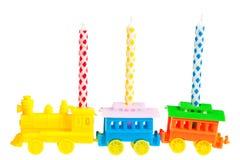 Birthday candles Royalty Free Stock Photo