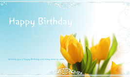 Free Birthday Card Stock Images - 13897004