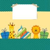 Birthday card Royalty Free Stock Photo