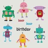 Birthday card Royalty Free Stock Photos