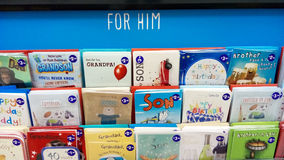 Birthday cards Royalty Free Stock Image