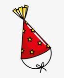 birthday celebration hat party Stock Photo