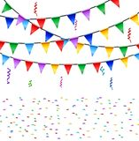 Birthday and celebration Stock Images