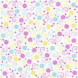 Birthday,celebration and party seamless,pattern Stock Photo