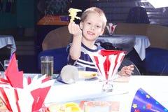 Birthday child Royalty Free Stock Image