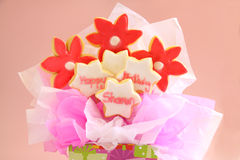 Birthday Cookie Bouquet Stock Photography
