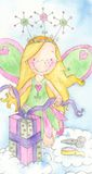 Birthday Fairy Royalty Free Stock Photography