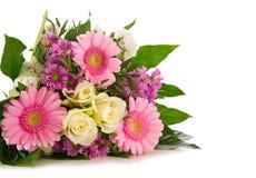 Birthday Flowers bouquet . stock photos