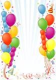 Birthday Frame Stock Image