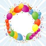 Birthday Frame Stock Photography