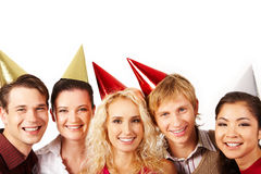 Birthday fun Royalty Free Stock Photography