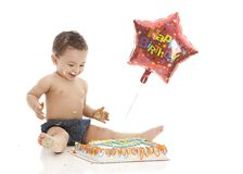 Birthday fun! Royalty Free Stock Photo