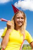 Birthday fun Royalty Free Stock Photography