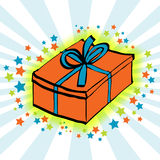 Birthday Gift Stock Images