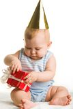 Birthday gift Royalty Free Stock Image