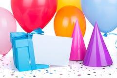 Birthday Gift Box Royalty Free Stock Photography