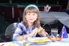 Birthday girl Stock Images