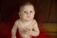 Birthday Girl Portraits Royalty Free Stock Photography