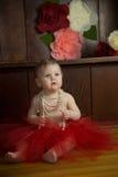 Birthday Girl Portraits Stock Images