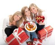 Birthday girls Stock Photos