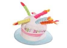 Birthday hat Stock Photography