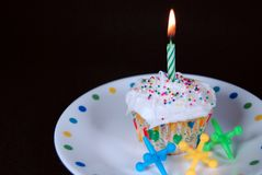 Birthday Light Stock Images
