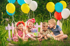 Birthday Stock Photography