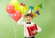 Birthday mood Royalty Free Stock Image