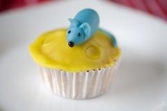 Birthday mouse Royalty Free Stock Photos