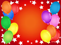 Birthday or other celebration background Stock Photo