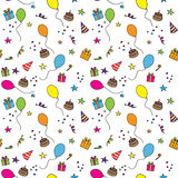 Birthday party Royalty Free Stock Photos